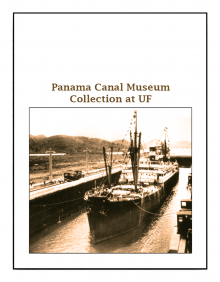 Panama Canal Museum Collection Books of Honor bookplate